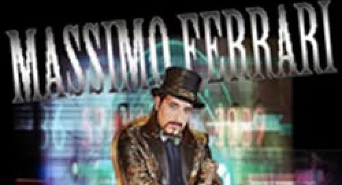 Massimo Ferrari: pronto per registrare il nuovo EP